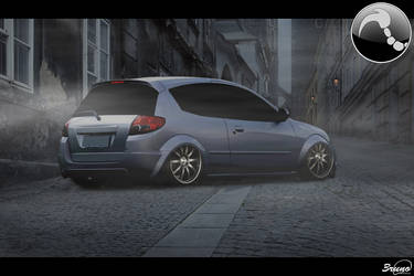 Ford Ka by MrNexXx