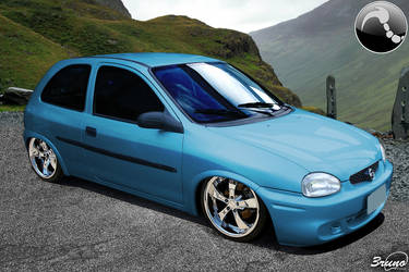 Corsa Revolution - He Is Back by MrNexXx