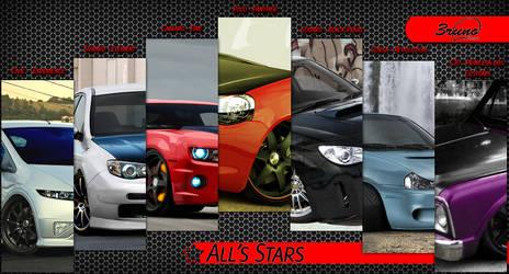 All's Stars Meus Melhores Vts
