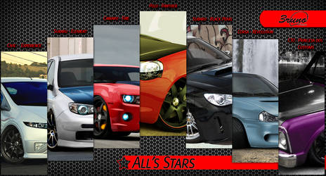 All's Stars Meus Melhores Vts by MrNexXx