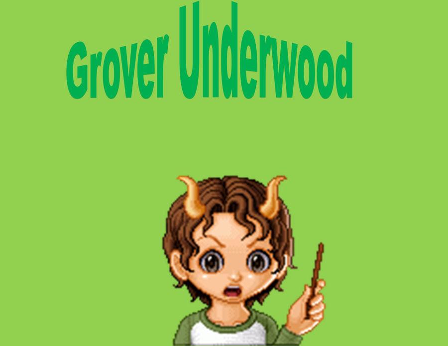 Grover Underwood By Percy Annabeth99 On Deviantart