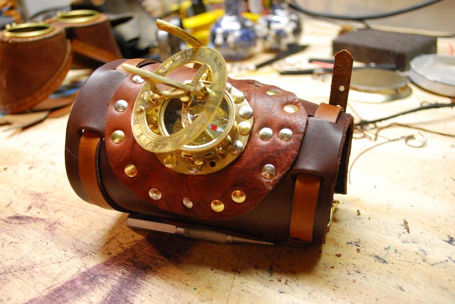 Sundial Watch 2 by Bluebenu