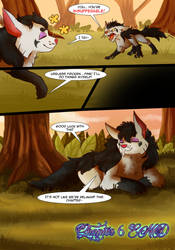 Chapter 6: A Ship On The Old Dock pg95 END by 1Apple-Fox1