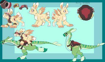 Sybil And Crunch [NPC Quarry Ori Trainer] by 1Apple-Fox1