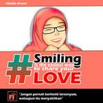 Smiling Muslimah