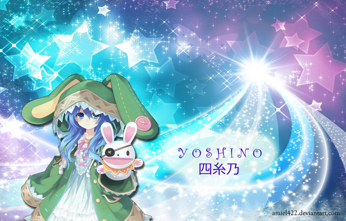 YoshinoDate A Live By Amiel422