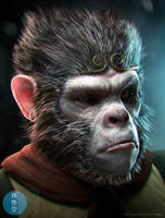 Monkey King by andreypratama