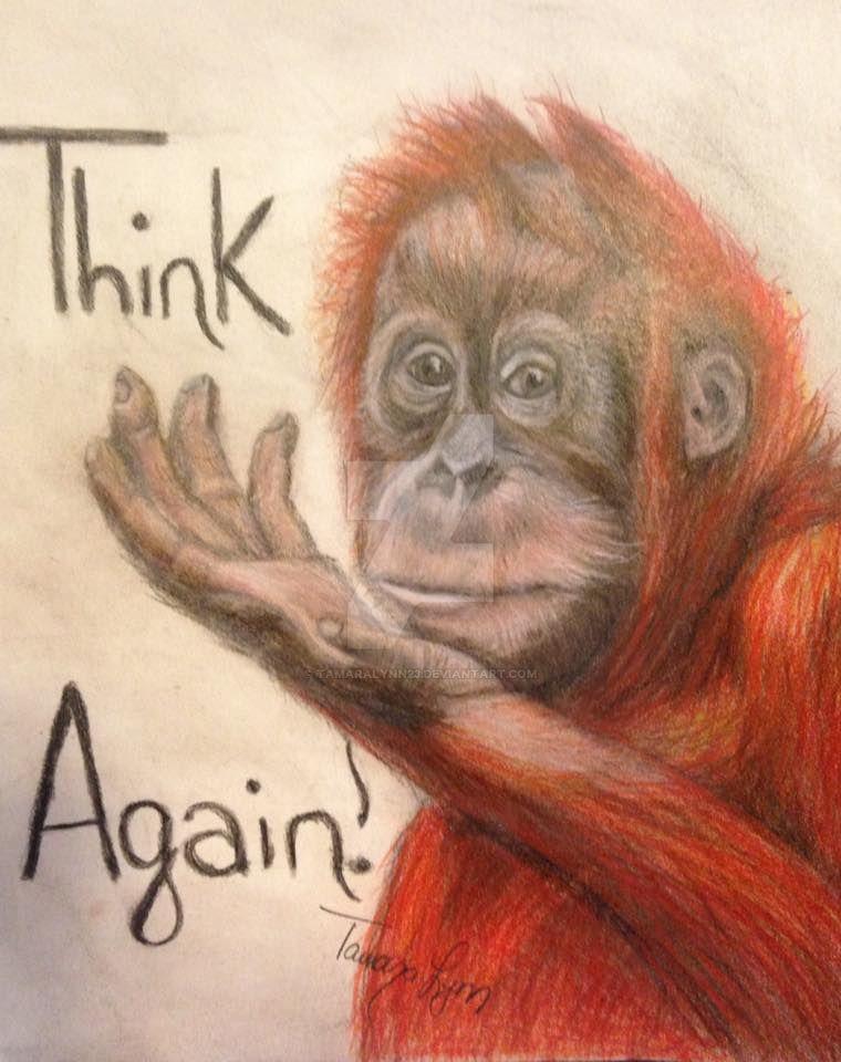 Think Again by TamaraLynn23