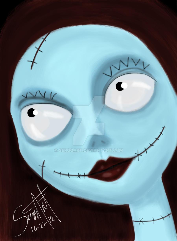 Sally (Nightmare before Christmas) by SerggArt on DeviantArt