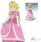 Princess Peach's Brawl 2