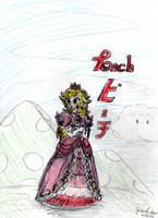 Princess Peach by Jago-Mizukami