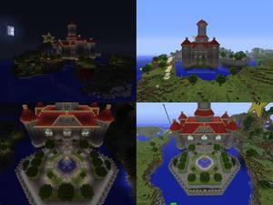 Peach's Castle pt. 2
