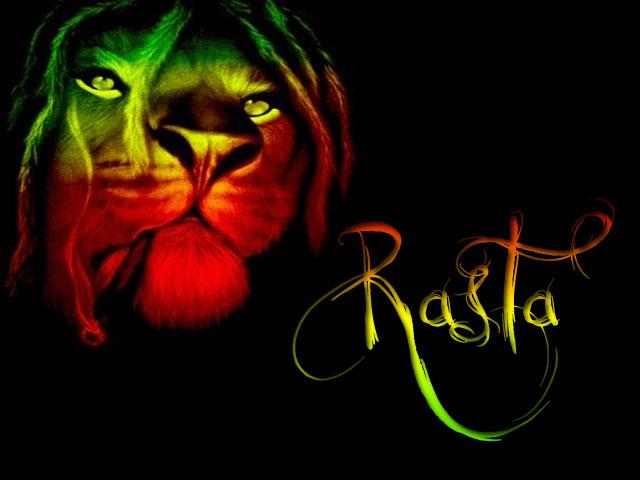 rasta lion by haitianbway