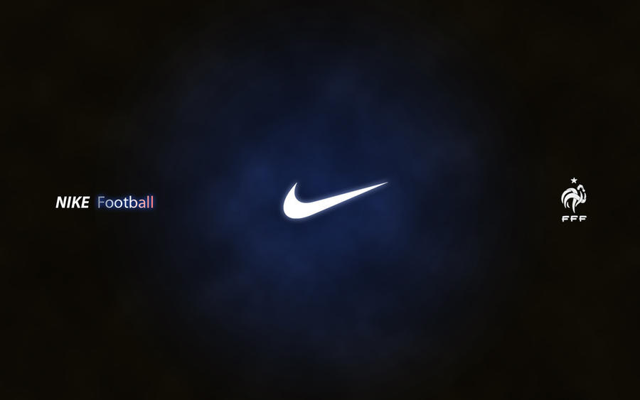 Wallpaper Nike 2011 FFF France by XdiZ on DeviantArt