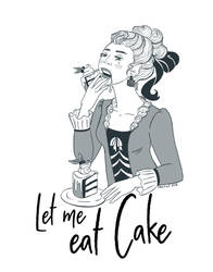Let me Eat Cake by MBalaile