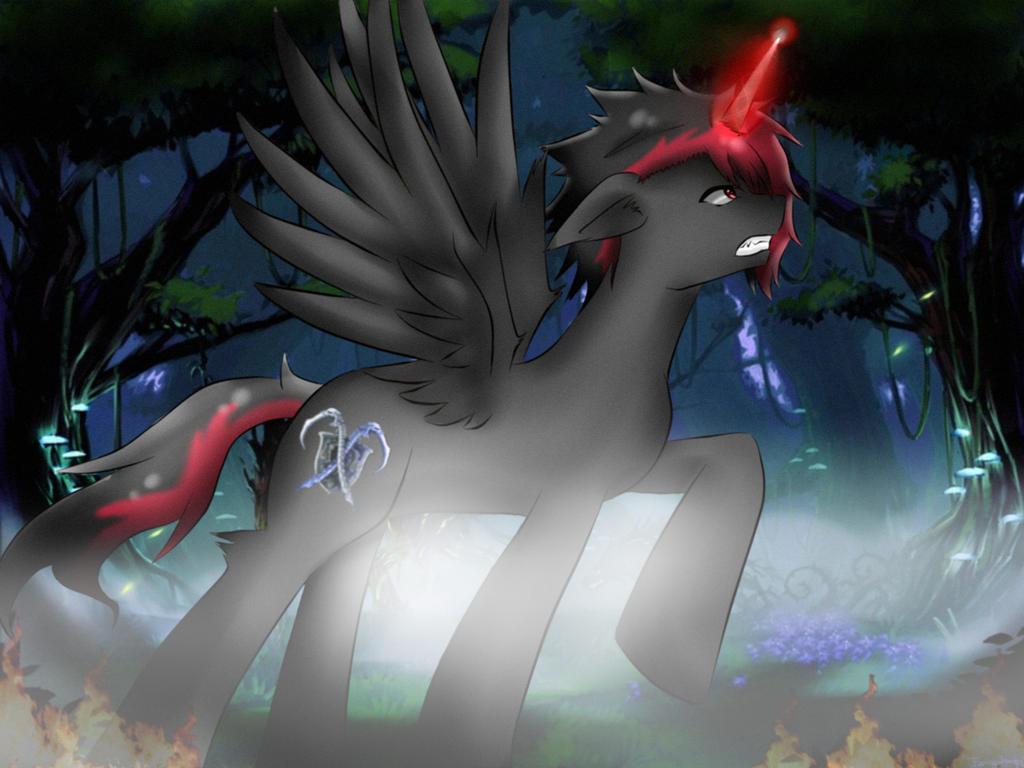 The Attack by Shiningstarlight14