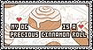 Cinnamon Roll OC Stamp by Conure-Flight