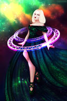Spacy witch
