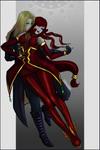 Alucard x Aleatheina
