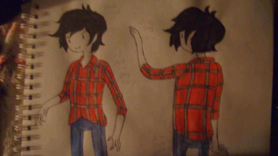 Marshall Lee drawings :) by AmoraLicious