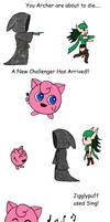 Go Chibi Style: Gauntlet Legends meet Pokemon by Tygerlander