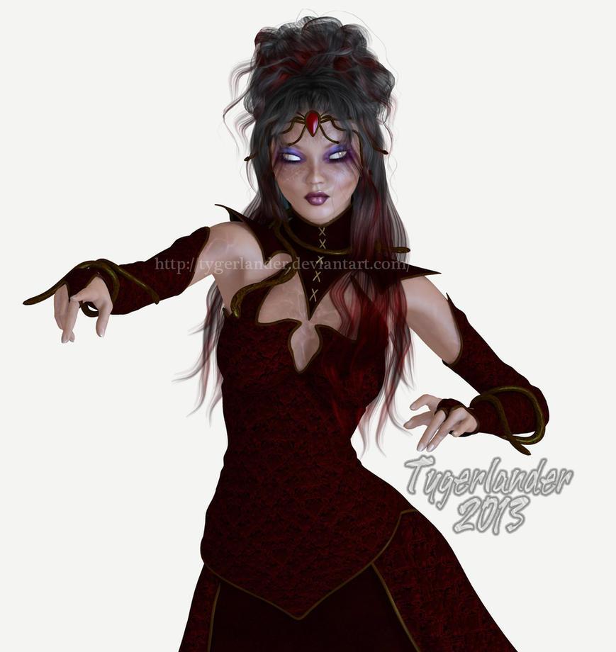 Toriko OC: Snake Princess Kimiko Profile By Tygerlander On