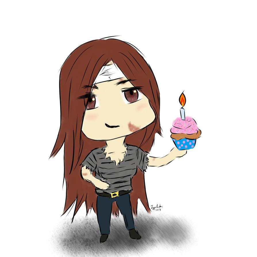 Gift: Happy Birthday, Meg :D By Tygerlander On DeviantART