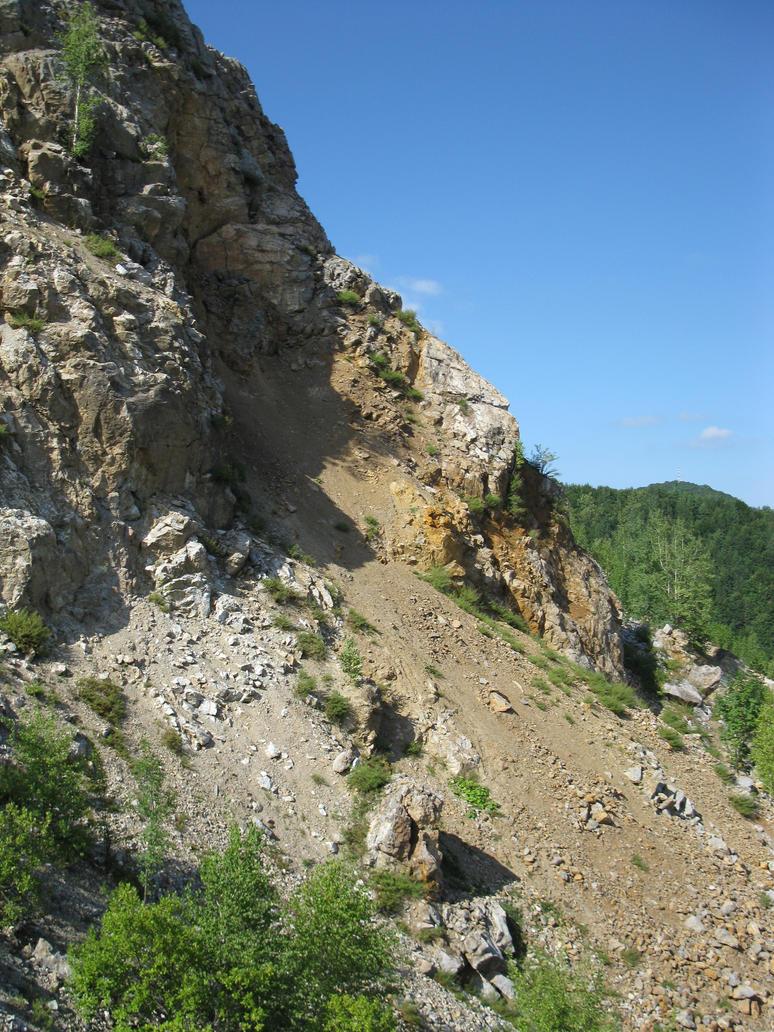 STOCK copper mine nature 10 by Linden-Oak