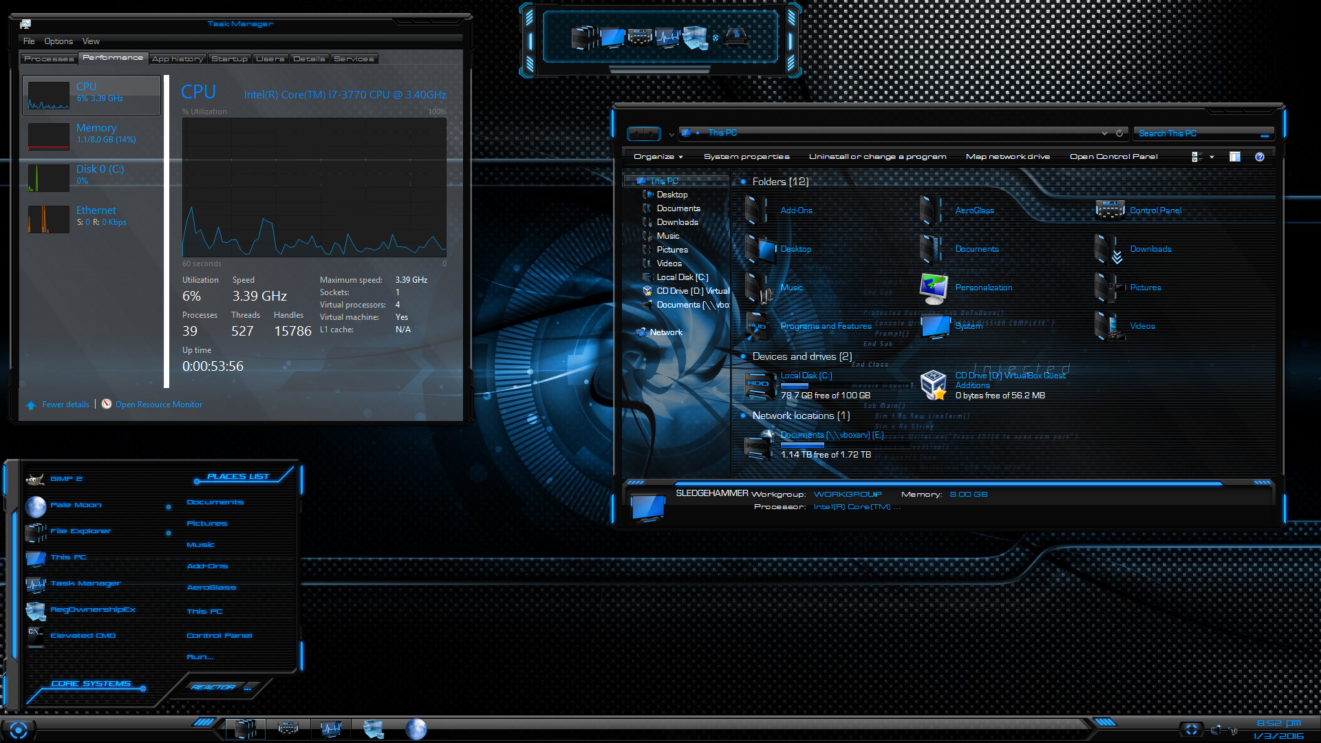 9 Awesome Skin Packs for Windows 7