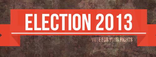 Election 2013 by zaido12