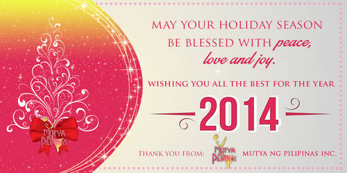 E-Greeting Cards for Mutya ng Pilipinas by zaido12