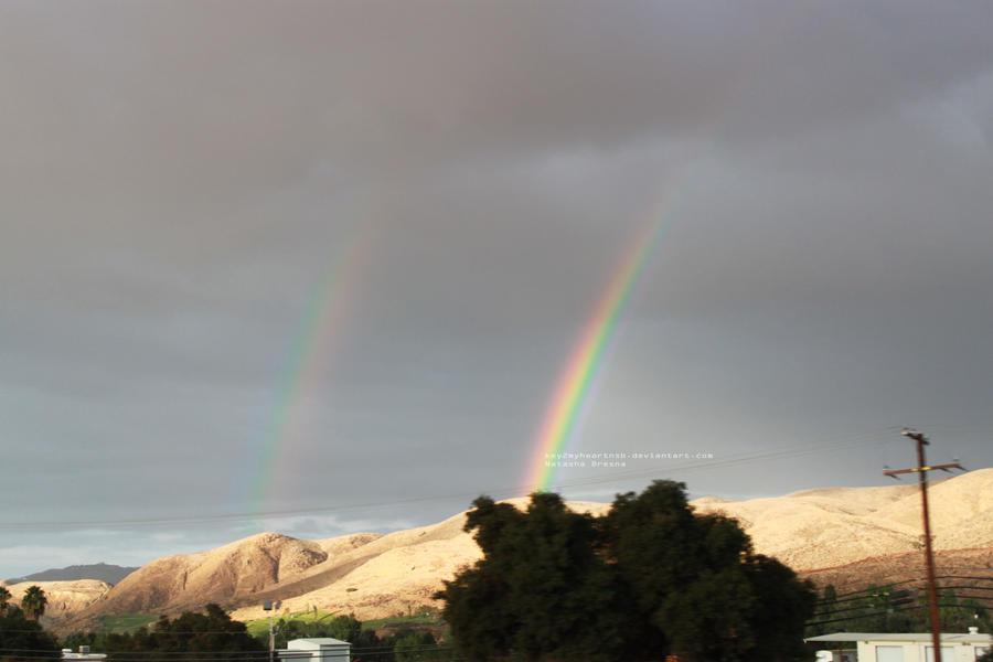 Double Rainbow by key2myheartnsb