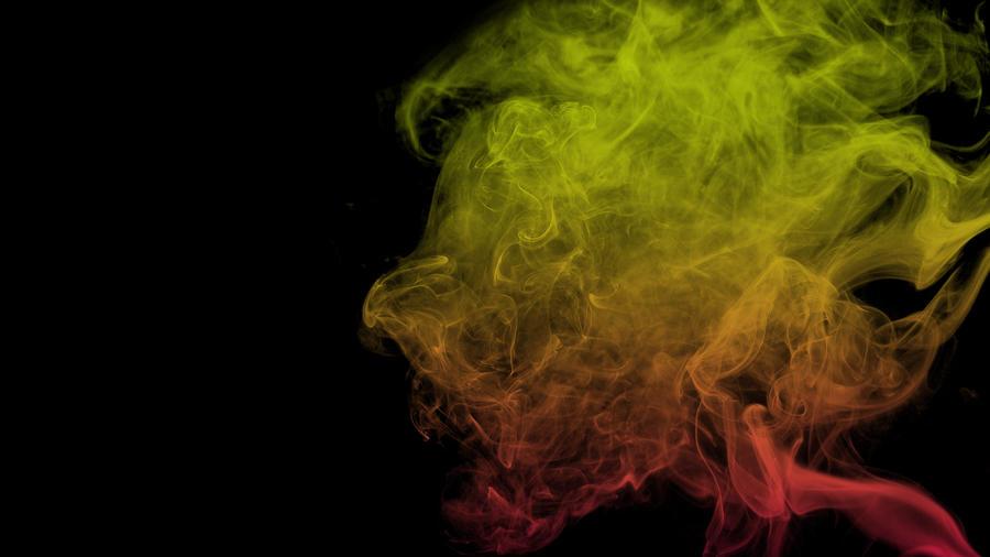 rasta smoke wallpaper by BLAKSOULXRasta Smoke Lion Wallpaper