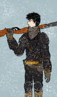 Fallout Nuclear Winter Wasteland: Arthur