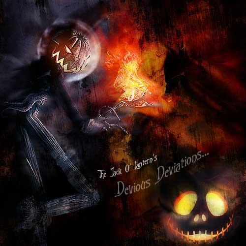 Jack-O-Lantern by Typhris