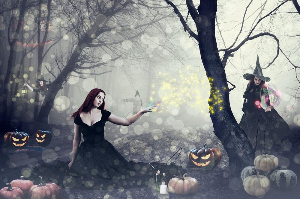 Magia en el Bosque by NataliaPlatero