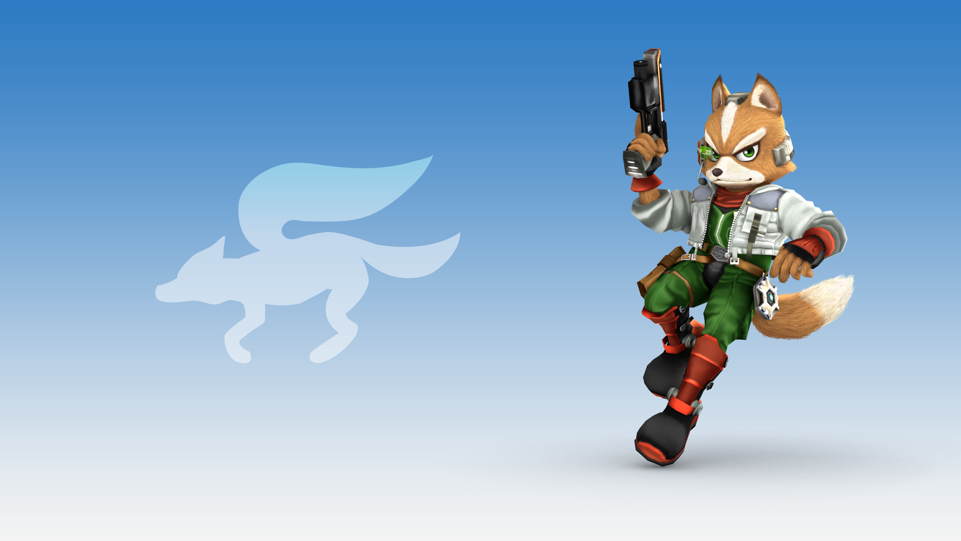 Fox Wallpaper Smash 3 By Ryo 10pa