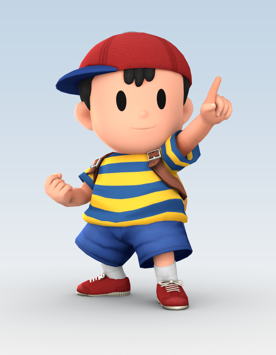 how to play ness super smash