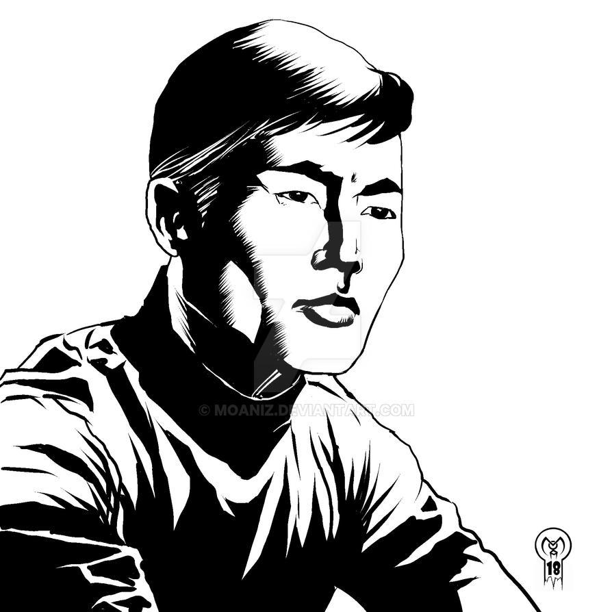 Sulu - Cpia by moaniz