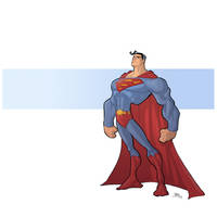 Template Hero Supes by Chadwick-J-Coleman