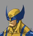 Wolverine Headshot