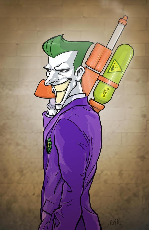 Joker by Chadwick-J-Coleman