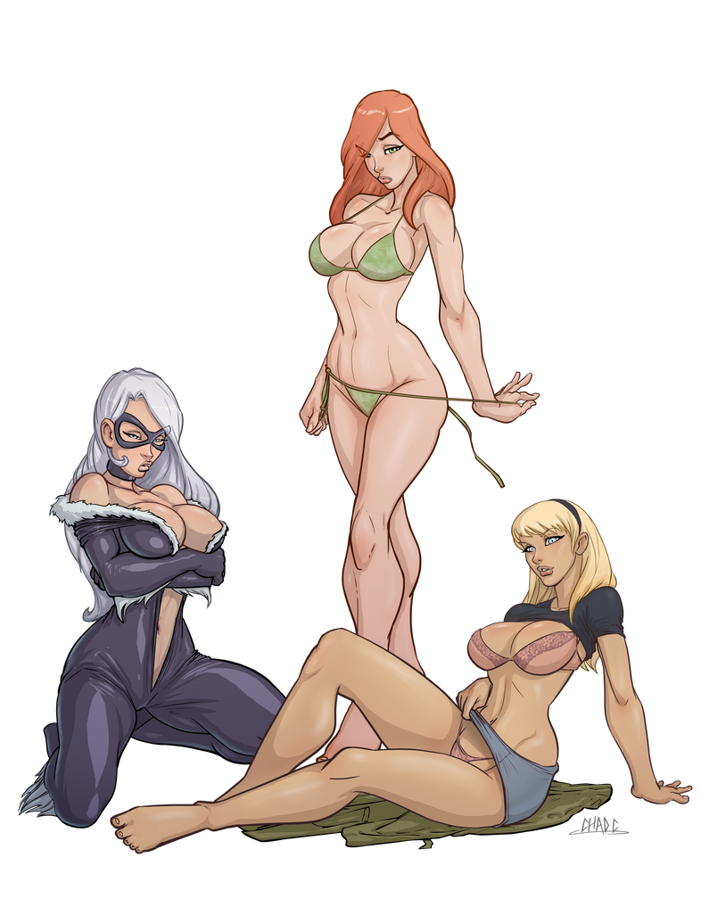 Triple Threat Tingling by Chadwick-J-Coleman
