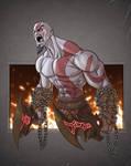 Ghost of Sparta: Kratos