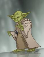 Yoda: Try not... by Chadwick-J-Coleman