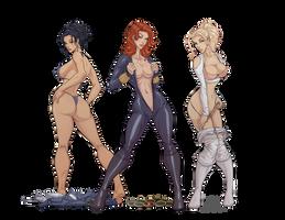 Ladies of Shield