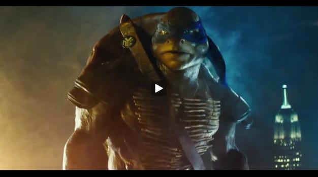 TMNT Trailer Leo by Chadwick-J-Coleman