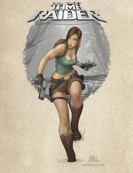 Lara Croft - Tomb Raider