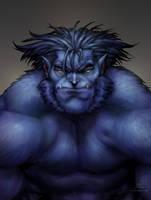 Beast - v01 by Chadwick-J-Coleman