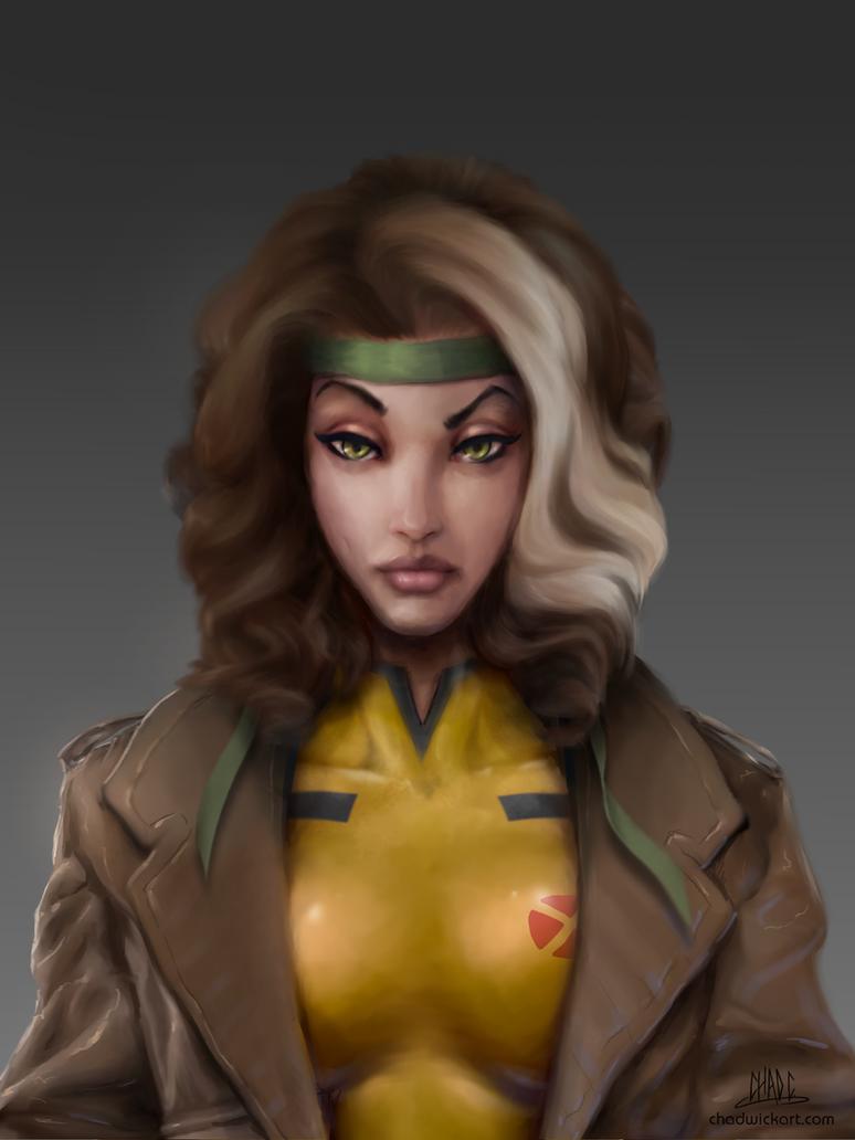 Rogue - v01 by Chadwick-J-Coleman